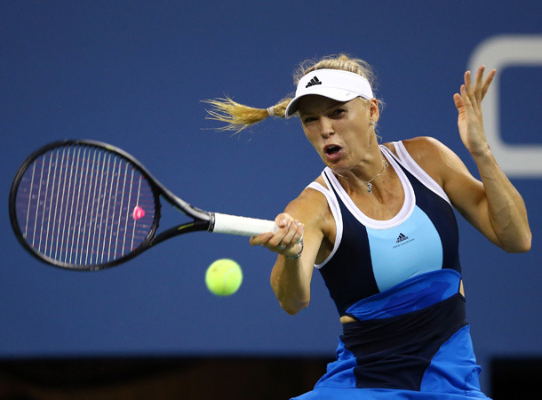 caroline wozniacki open How to prevent overtraining of a junior tennis player
