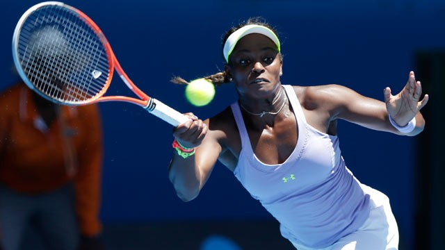 Sloane Stephens. Australian Open 2013 Discussing Australian Open 2013. Who will win in Melbourne?