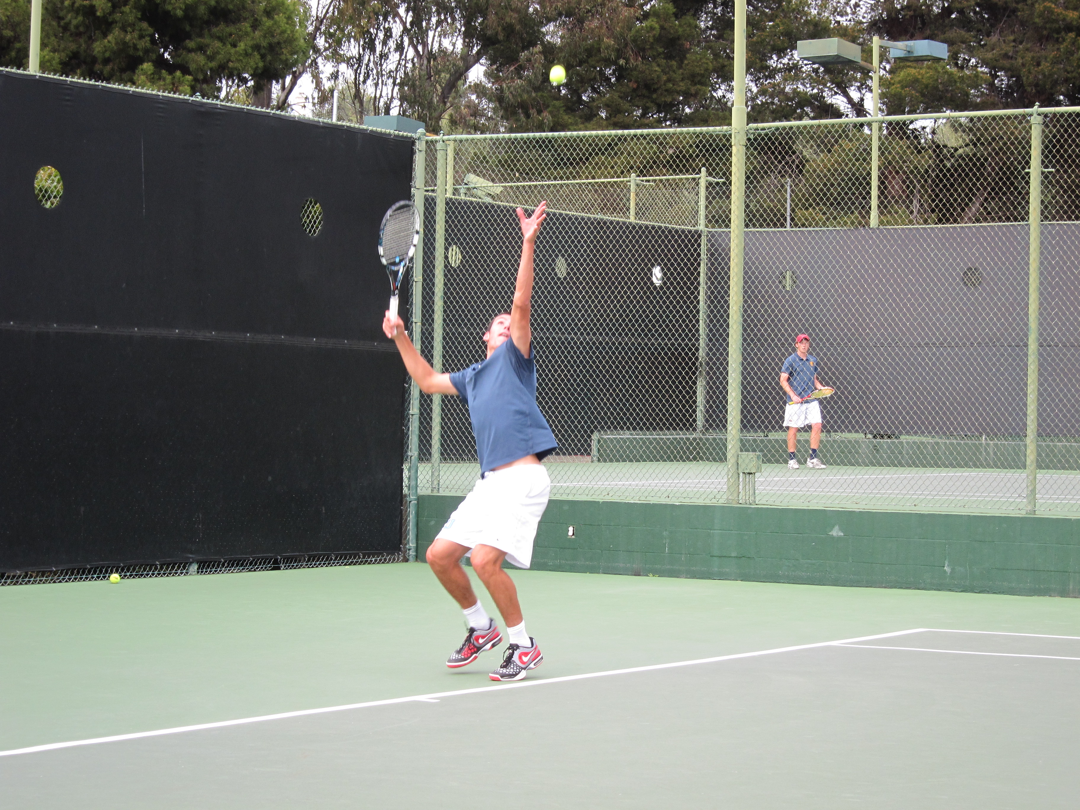 Stefan Menichella University High School Tennis Team Won All American Team Invitational