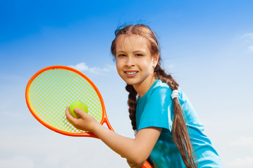 Why Your Child Should Pick Up A Tennis Racquet Today